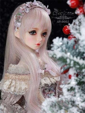 (AS Agency)BJD Charlotte Girl 59cm Ball-Jointed Doll
