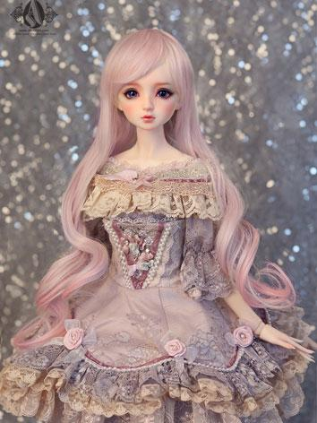 BJD 1/3 Youth BJD Pink&Purp...