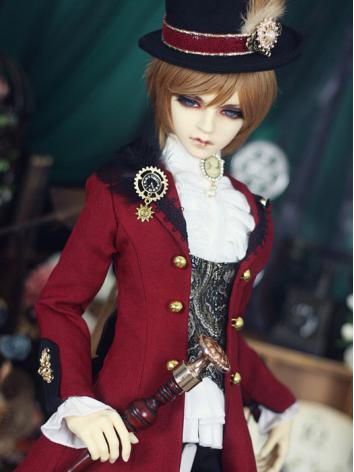 Bjd Clothes 【Mr.Red】 Europe...