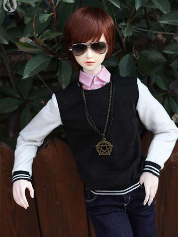 【Limited Edition】Bjd Clothes 65cm Male Leisure Fullset CL1150703 for 65cm Ball-jointed Doll