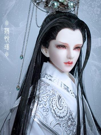 BJD WeiYueJin (open eyes ve...