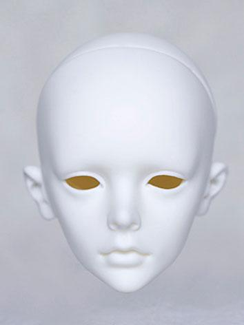 BJD Doll Head Snow for 1/3 ...