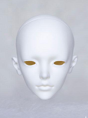 BJD Doll Head Gray for 1/3 ...