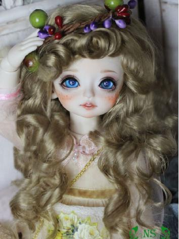 BJD Lucy 27cm Girl Ball-joi...