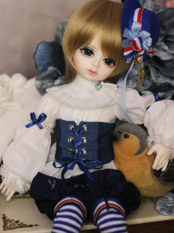 BJD Andy 27cm Girl Ball-joi...