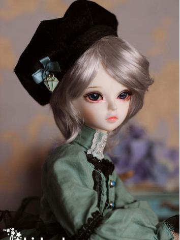 BJD Turquoise 44.5cm Boy Ball-jointed doll