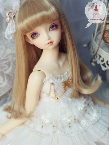 BJD Clothes Girl White Lace...