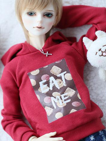 BJD Clothes Male/Female Whi...