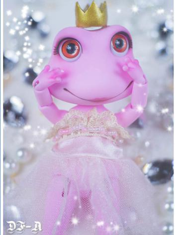 BJD Animals Gua*Frog 12cm Ball-jointed doll