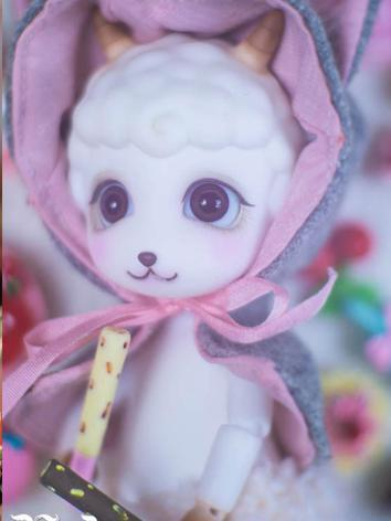 BJD Animals Yan*Sheep 12cm Ball-jointed doll