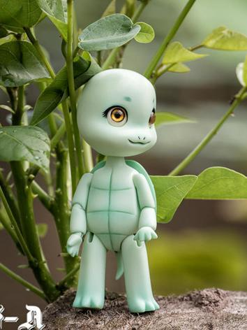 BJD Animals FANFAN*Tortoise 12cm Ball-jointed doll
