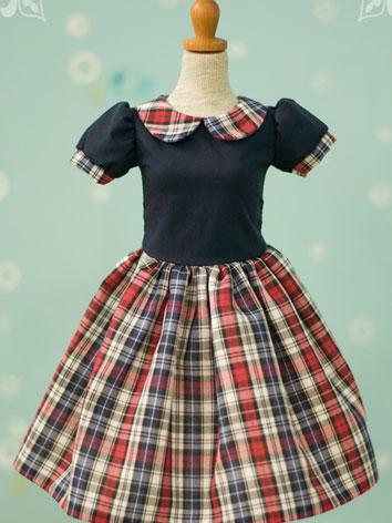 BJD Clothes 1/4 Gird Dress ...