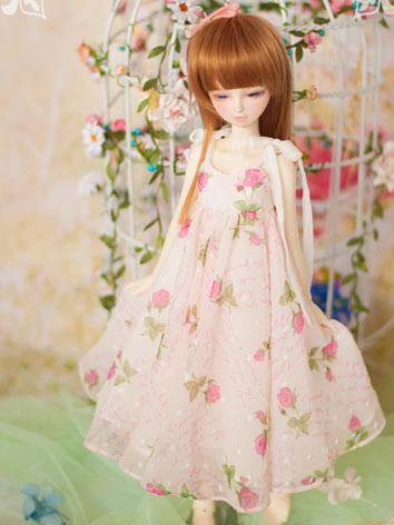 BJD Clothes 1/3 1/4 Flower ...