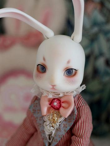 Limited BJD Animals Fullset Rabbit Ruby 21cm Boll-jointed doll