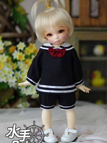 【Limited Item】BJD Clothes 1/6 Boy/Girl Baby Sailor Suit for YSD Ball-jointed Doll