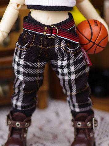 【Limited Item】BJD Clothes 1/6 Gird Pants Trousers for YSD Ball-jointed Doll