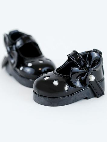 1/6 Shoes Girl White/Black/...