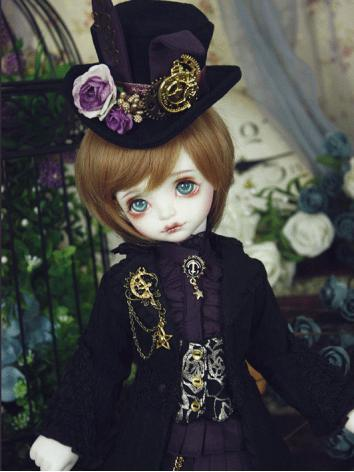 Bjd Clothes 【Purple rabbit】...