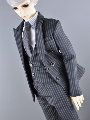 BJD Boy/Male Clothes White/...