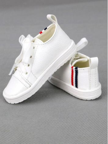 1/3 1/4 Shoes Male White/Co...