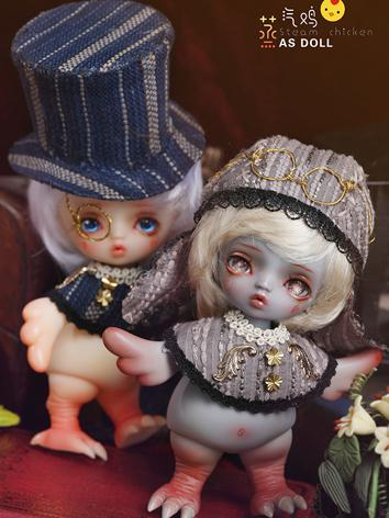 LIMITED DOLL BJD 2017 Chick year limited pet-Steam Chick Ball Jointed Doll