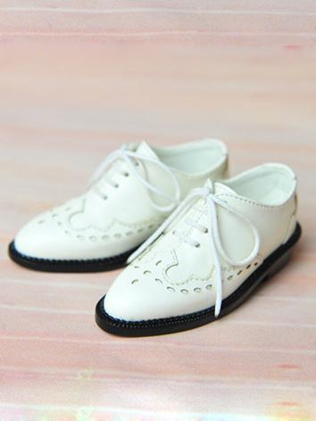 1/3 Girl Retro Flat Shoes f...