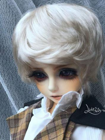 1/3 1/4 Wig Boy Short Hair[...
