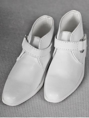70cm Male Shoes White Boots...