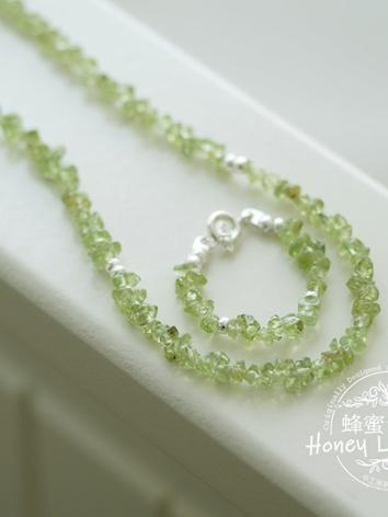 70cm 1/3 1/4 Necklace and B...