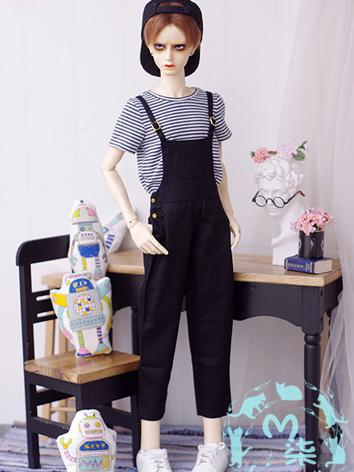 BJD 1/3 Clothes Boy Suspend...