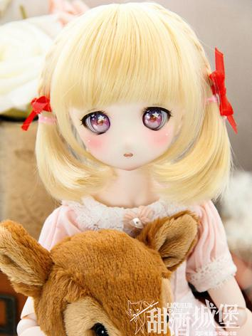 1/3 Wig Cute Hair Wig for S...