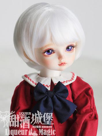 1/3 1/4 1/6 Wig Short BOBO Hair Wig for SD/MSD/YSD Size Ball-jointed Doll