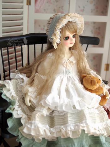 1/3 1/4 Clothes BJD Girl Gr...