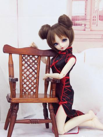 1/3 Dress Chinese Dress for SD size Ball-jointed Doll