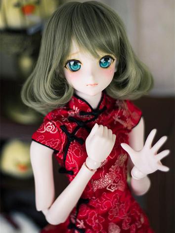 1/3 1/4 1/6 Dress Chinese Dress for SD/MSD/YSD size Ball-jointed Doll