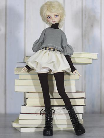 1/4 Clothes Girl Shirt+Skirt Suit for MSD Ball-jointed Doll