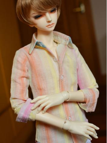 1/3 1/4 70cm Clothes Shirt A012 for MSD/SD/70cm Size Ball-jointed Doll