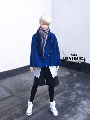 1/3 70cm Clothes Boy Blue C...