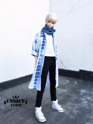 1/3 70cm Clothes Boy Blue L...