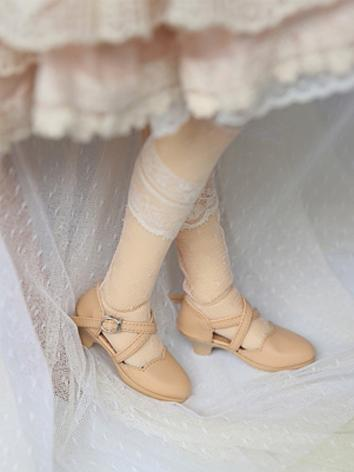 Bjd 1/3 Shoes Female Ladies HIgh-heels Miss W&R for SD Ball-jointed Doll