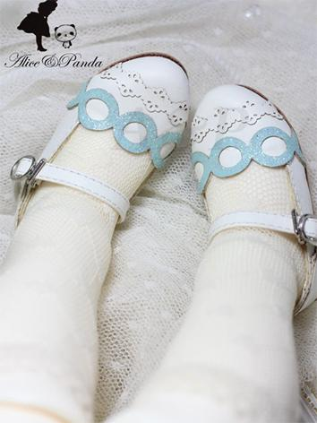 Bjd 1/4 Shoes Female Flat S...