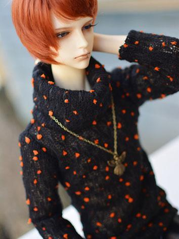 1/3 1/4 70cm Clothes Sweater A024 for MSD/SD/70cm Size Ball-jointed Doll