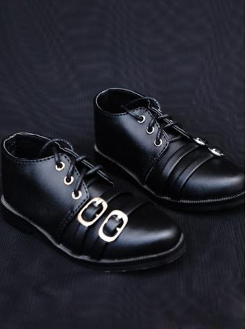 1/3 70cm Shoes Male Black S...