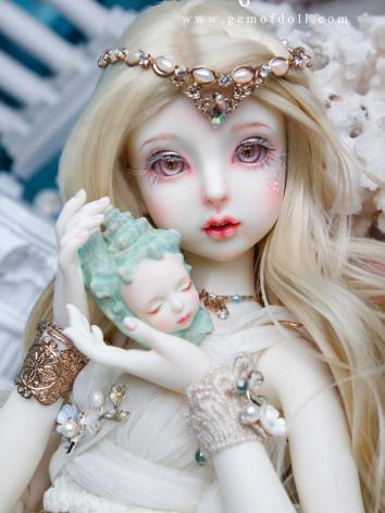 BJD BJD Hallea 58cm Girl Ball-jointed Doll