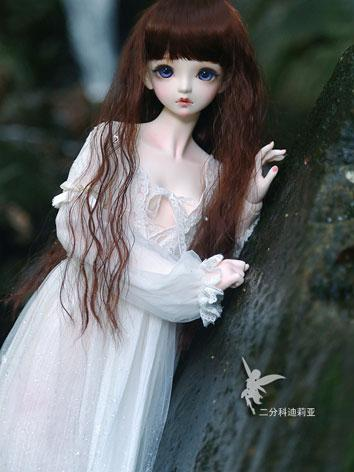 Bjd Clothes Girl 78cm White...