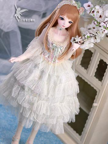 Bjd Clothes Girl 78cm Mint ...