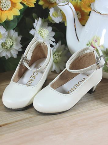 Bjd 1/4 1/6 Shoes Female Sh...