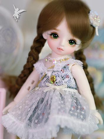 BJD Naixi 16cm Girl Ball-jo...