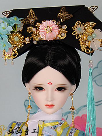 BJD Ancient Hairpiece Set for MSD/SD Ball-jointed doll
