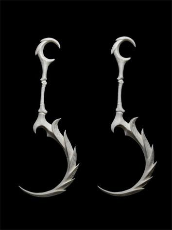 BJD Weapon Sickle for SD 70...